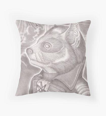 The Proud Tasmanian Throw Pillow