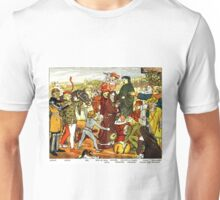 Chaucer's Canterbury Tales Unisex T-Shirt