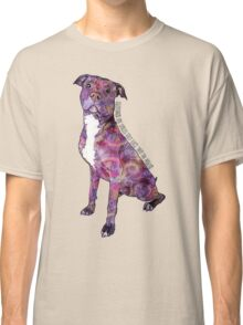 Pit Bulls May Lick You To Death Classic T-Shirt