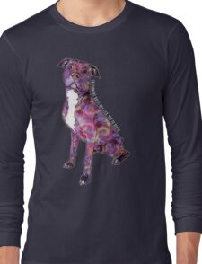 Pit Bulls May Lick You To Death Long Sleeve T-Shirt