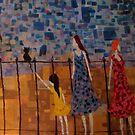 Nouveau Evening by Ashley Huston