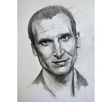 The Ninth Doctor Photographic Print