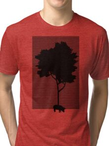 He is referred to as 'Pig'. Tri-blend T-Shirt