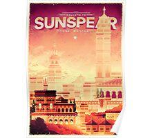 Sunspear - House Martell Poster