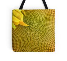 Nearly there...Sunflower Tote Bag