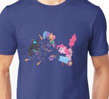 Party Cannon vs Changeling Unisex T-Shirt