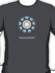 Stark's Vacation T-Shirt