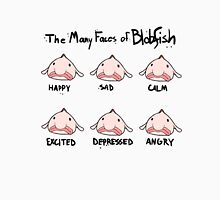 The Many Faces of Blobfish T-Shirt