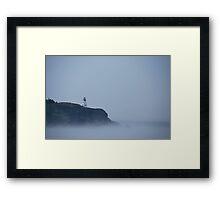 Digby Neck Lighthouse Framed Print