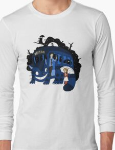 Bus Stop in Time Long Sleeve T-Shirt