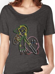 Link & Kirby's Epic Yarn Women's Relaxed Fit T-Shirt