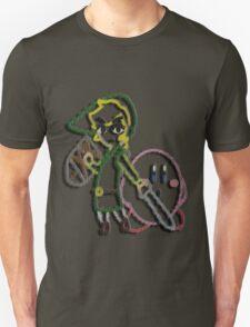 Link & Kirby's Epic Yarn Unisex T-Shirt