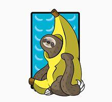 Banana Sloth Unisex T-Shirt