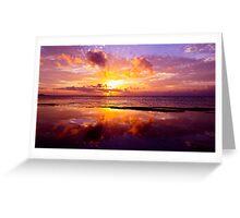 Key West Sunrise II Greeting Card