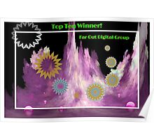 Banner - FODA - Top Ten Winner Poster
