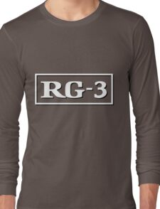 RG3 Movie Rating T-shirt Long Sleeve T-Shirt