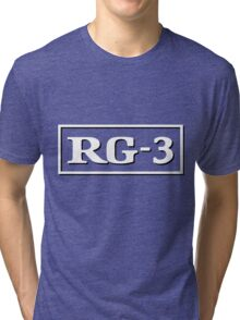 RG3 Movie Rating T-shirt Tri-blend T-Shirt