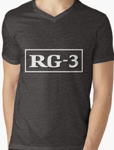 RG3 Movie Rating T-shirt Mens V-Neck T-Shirt