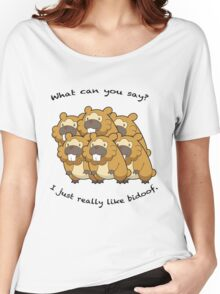 I just really like bidoof. Women's Relaxed Fit T-Shirt