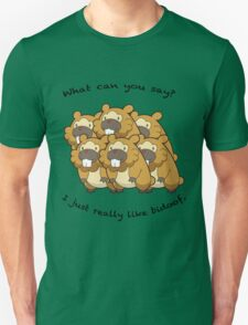 I just really like bidoof. T-Shirt
