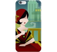 Travel Deco iPhone Case/Skin