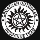 Croatoan Outbreak Response Team by Isabelle M