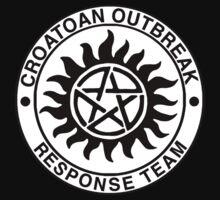 Croatoan Outbreak Response Team by Isabelle M