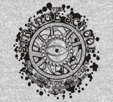 The Strange School for Supreme Sorcery by SenseiMonkeyboy