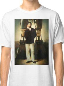 Portrait of Robert House Classic T-Shirt