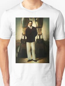 Portrait of Robert House Unisex T-Shirt
