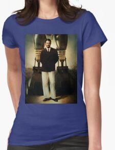 Portrait of Robert House Womens T-Shirt