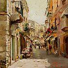 Sicilian Noon by Oleg Trofimoff