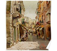 Sicilian Noon Poster