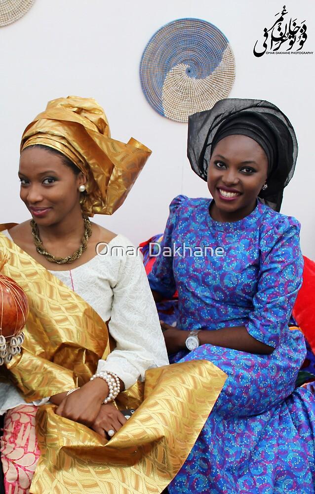 African Beauty by Omar Dakhane