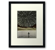 The Last Rain  Framed Print