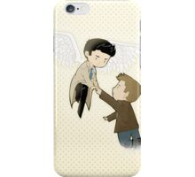 Little Guardian Angel iPhone Case/Skin