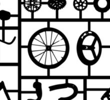 Custom Bike Sticker