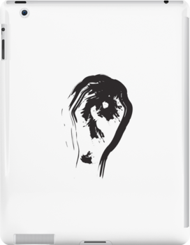 O // Black on White by schiggityschway