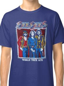 BEE GEES WORLD TOUR Classic T-Shirt