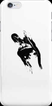 V // Black on White by schiggityschway