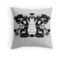 Give Me Back My Task Throw Pillow