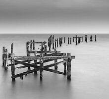 Swanage Old Pier by Gary Clark