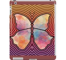 Geometric Butterfly iPad Case/Skin
