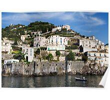 Amalfi Coast 0664 Poster