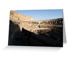 Rome 7710 Greeting Card