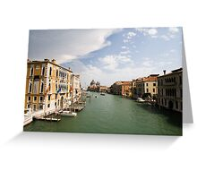 Venice 8081 Greeting Card
