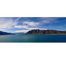 New Zealand Landscape Photographic Print