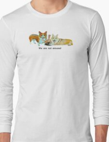 We are not amused T-Shirt