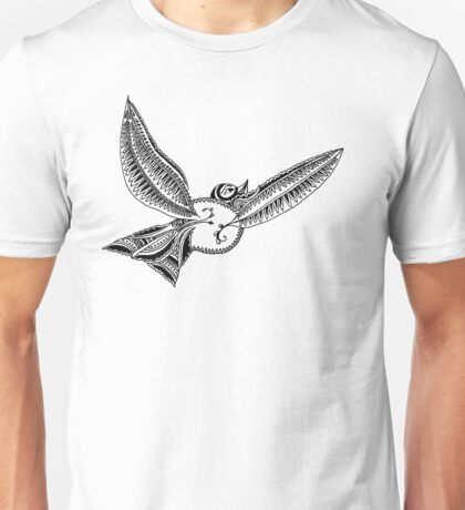 Journey Bird Flight Unisex T-Shirt