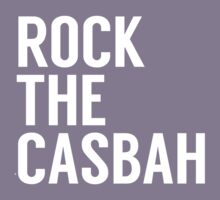 rock the casbah by Jim  Tuckwell